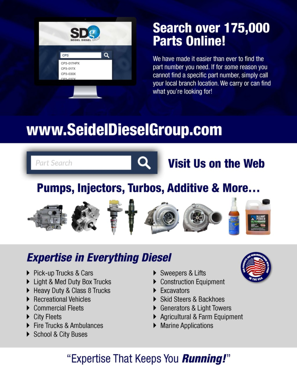 SDG Brochure – Seidel Diesel Group